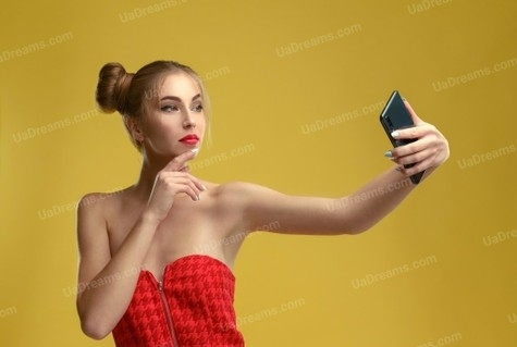 Sophie from Lviv 24 years - romantic girl. My small public photo.