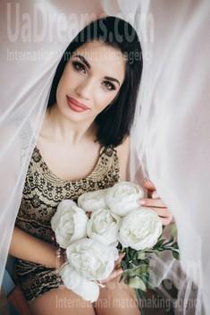 Olia from Ivanofrankovsk 23 years - future wife. My small public photo.