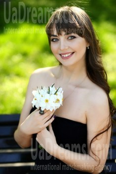 Tania from Rovno 28 years - ukrainian bride. My small public photo.