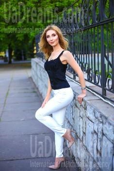 Oksana from Zaporozhye 39 years - eyes with love. My small public photo.