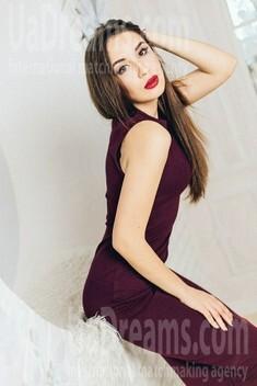 Angelina from Poltava 19 years - ukrainian bride. My small public photo.