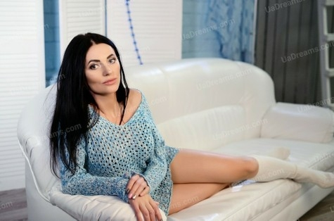 Oksana 42 years - future wife. My small public photo.