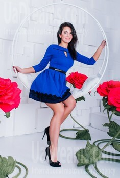 Natalie from Cherkasy 28 years - look for a man. My small public photo.
