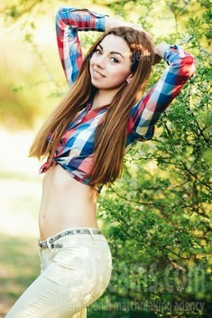 Julia from Poltava 30 years - nice smile. My small public photo.