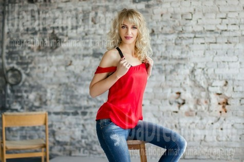 Svetlana from Kharkov 39 years - amazing appearance. My small public photo.