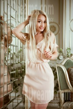 Ilona from Kiev 21 years - bride for you. My small public photo.