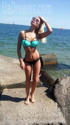 Julia from Ivanofrankovsk 25 years - morning freshness. My small public photo.