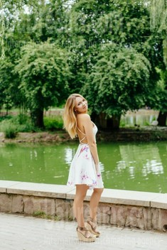 Julia from Ivanofrankovsk 26 years - waiting for husband. My small public photo.