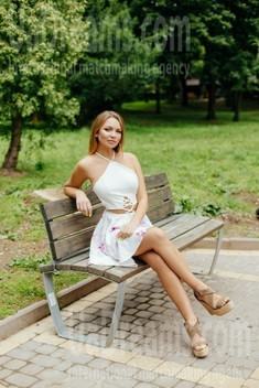 Julia from Ivanofrankovsk 25 years - look for fiance. My small public photo.