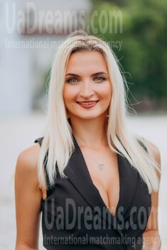 Lena from Lutsk 26 years - nice fiancee. My small public photo.