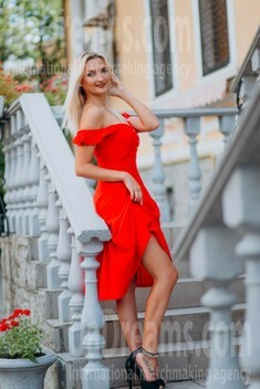 Lena from Lutsk 26 years - future bride. My small public photo.