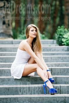 Nina from Cherkasy 24 years - bright smile. My small public photo.