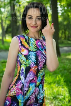 Vitalina from Sumy 30 years - cool photo shooting. My small public photo.