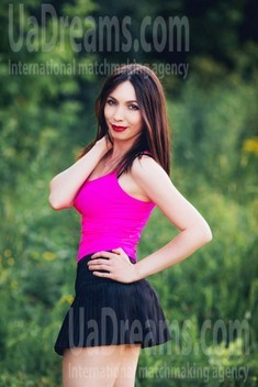Lucy from Poltava 29 years - easy charm. My small public photo.