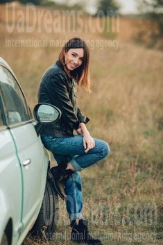 Ludmila from Poltava 28 years - eyes lakes. My small public photo.
