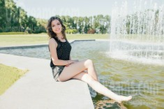 Julia from Cherkasy 19 years - photo session. My small public photo.