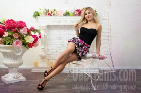 Anna from Kharkov 30 years - girl for marriage. My small public photo.
