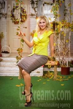 Anna from Kharkov 30 years - future wife. My small public photo.