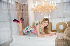 Anna from Kharkov 31 years - single lady. My small public photo.