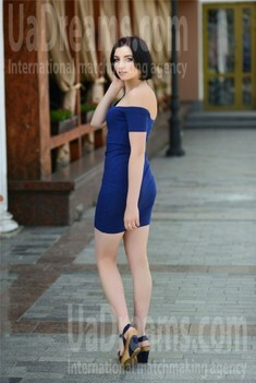 Anna from Rovno 24 years - wants to be loved. My small public photo.
