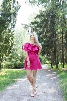 Alina from Cherkasy 25 years - happy woman. My small public photo.