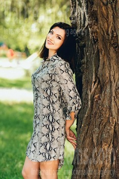 Alenka from Poltava 27 years - morning freshness. My small public photo.