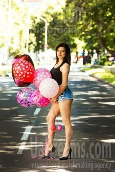 Alenka from Poltava 28 years - look for a man. My small public photo.
