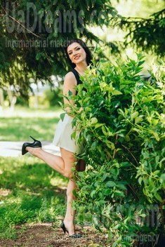 Alenka from Poltava 28 years - single lady. My small public photo.