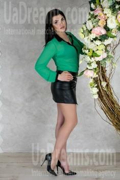 Alenka from Poltava 28 years - eyes with love. My small public photo.