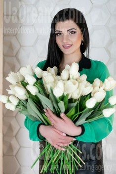 Alenka from Poltava 28 years - single russian woman. My small public photo.