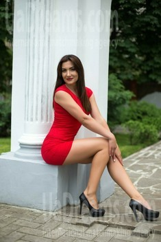 Nadia from Sumy 34 years - future wife. My small public photo.