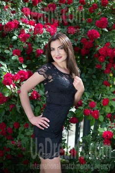 Nadia from Sumy 33 years - future bride. My small public photo.