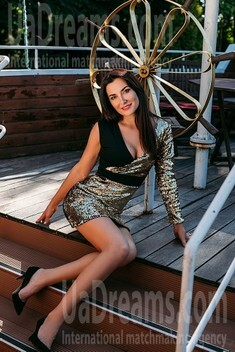 Nadia from Sumy 34 years - single russian woman. My small public photo.