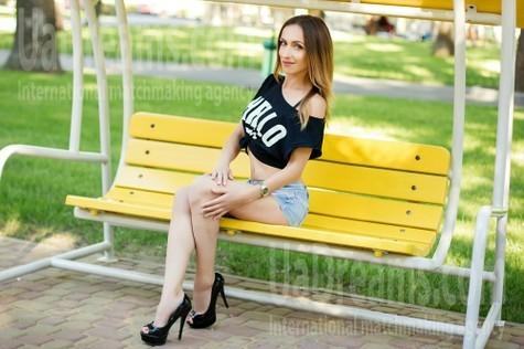 Natalia from Kharkov 31 years - good mood. My small public photo.
