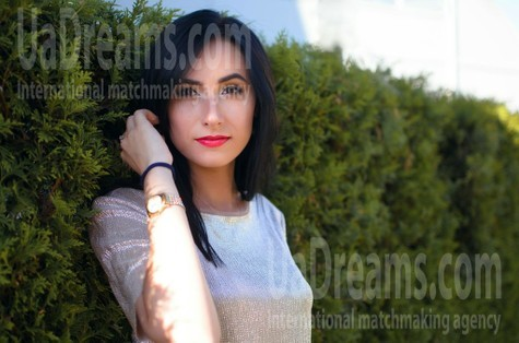 Liliya from Kremenchug 27 years - mysterious beauty. My small public photo.