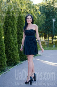 Liliya from Kremenchug 28 years - desirable woman. My small public photo.