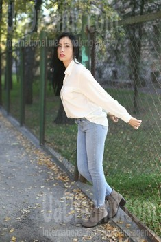 Liliya from Kremenchug 28 years - Warm-hearted girl. My small public photo.