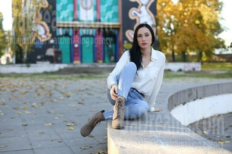 Liliya from Kremenchug 27 years - attentive lady. My small public photo.