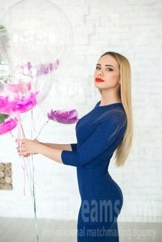 Anastasiya from Dnipro 22 years - natural beauty. My small public photo.