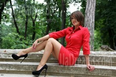 Galia from Odessa 28 years - search for love. My small public photo.