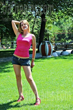 Galia from Odessa 28 years - smiling for you. My small public photo.