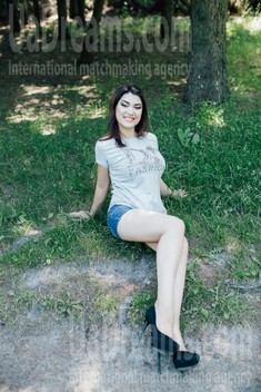 Daryusha from Cherkasy 29 years - eyes with love. My small public photo.