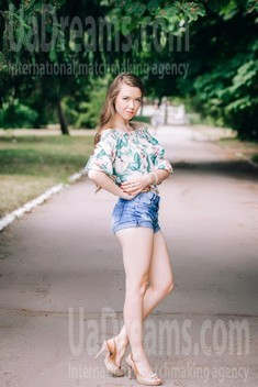 Tanyusha from Lutsk 21 years - nice fiancee. My small public photo.