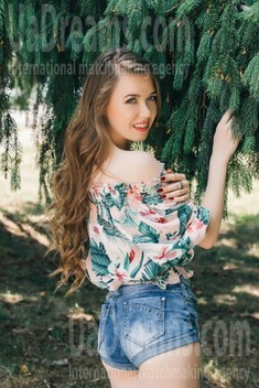 Tanyusha from Lutsk 21 years - beautiful woman. My small public photo.