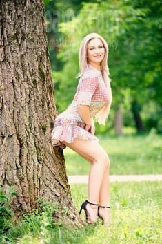 Svetlana from Ivano-Frankovsk 36 years - sunny smile. My small public photo.