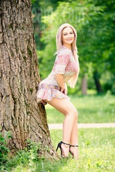 Svetlana from Ivanofrankovsk 36 years - sunny smile. My small public photo.