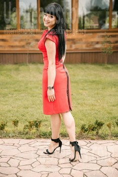 Sveta from Ivanofrankovsk 39 years - charm and softness. My small public photo.