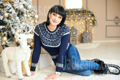 Sveta from Ivanofrankovsk 39 years - look for fiance. My small public photo.