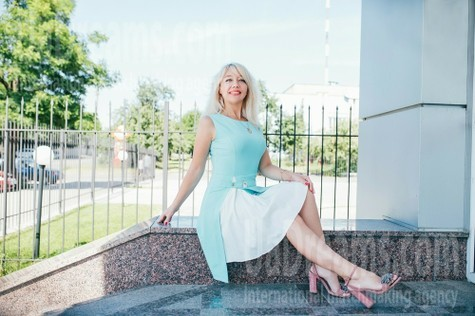 Ruslana from Cherkasy 44 years - introduce myself. My small public photo.