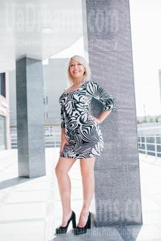 Ruslana from Cherkasy 44 years - Music-lover girl. My small public photo.